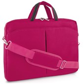 Bolsa Para Notebook Multilaser 15.6 Pol All Day Rosa BO170