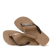 Chinelo Havaianas Casual Bege - 39/40