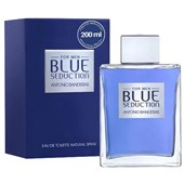Perfume Masculino Antonio Banderas Blue Seduction EDT - 200ml